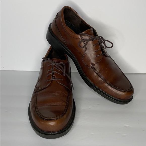 ECCO Mens Boston Lace-Up Shoe Size 46